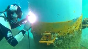 Underwater Welding : Most dangerous profession in the world